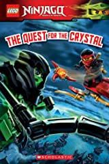 The Quest for the Crystal (LEGO Ninjago: Reader #14) Kindle Edition