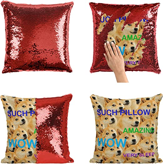 Magic Cover so Nice Looking Good Cover Pillow Only