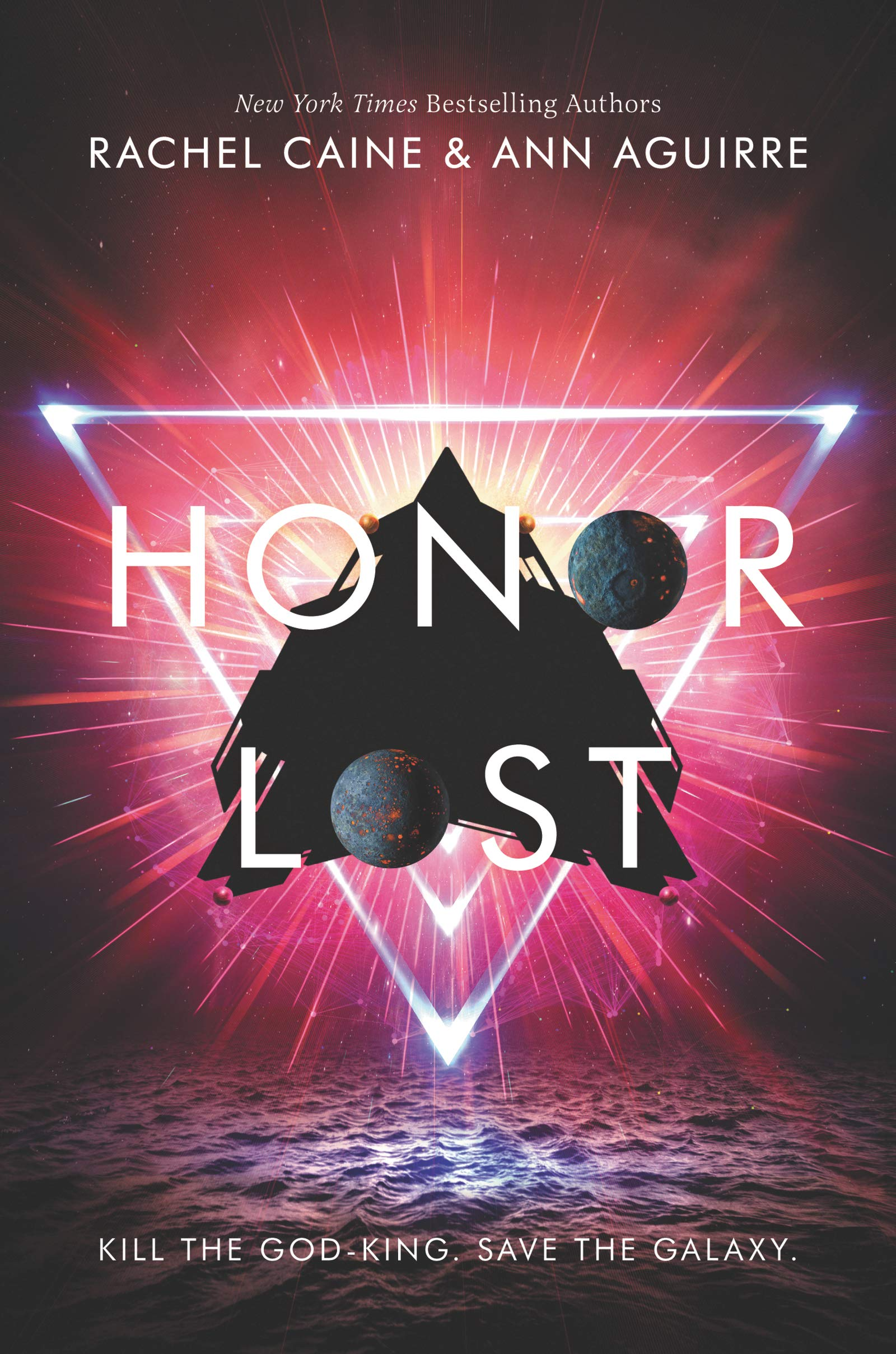 Amazon.com: Honor Lost (Honors) (9780062571052): Caine, Rachel ...