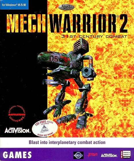 Amazon com: Mech Warrior 2 - 31st Century Combat: Software