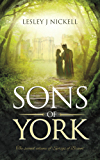 Sons of York (The Sprigs of Broom Book 2)