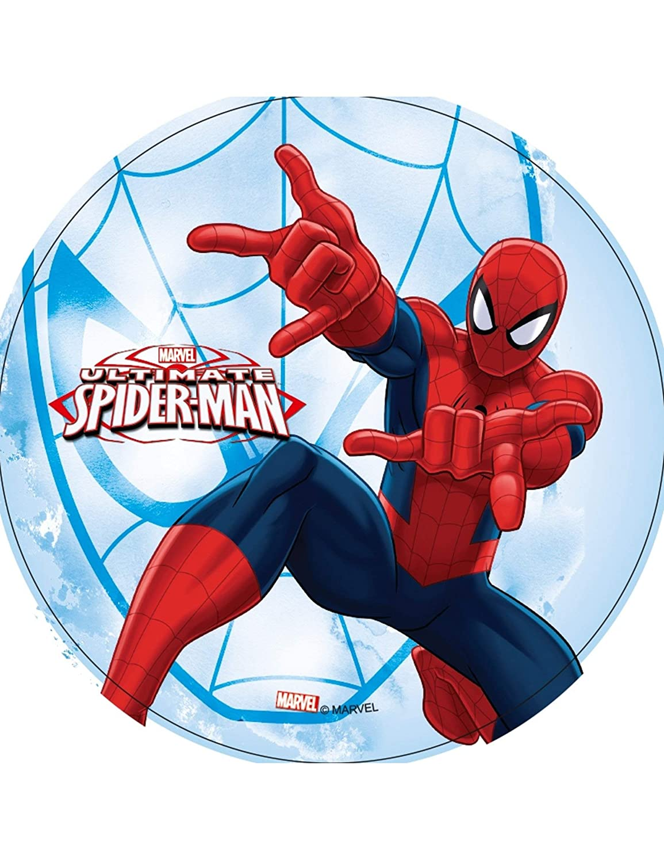 COOLMP - Lote de 6 Discos de azimato Ultimate Spiderman 21 ...