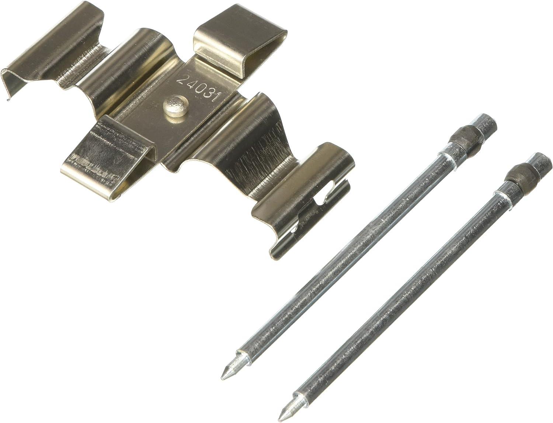 Disc Brake Hardware Kit Front Centric 117.35071