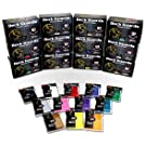 BCW 1000 Double Matte Deck Guard Sleeves for Collectable Gaming Cards