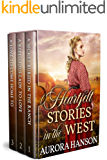 Heartfelt Stories in the West: A Historical Western Romance Collection