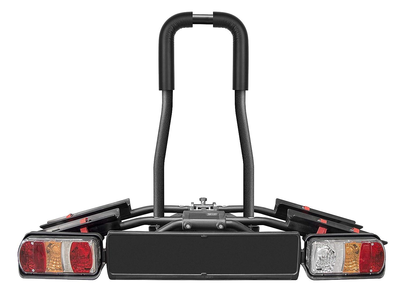 HABILL-AUTO Porte v/élo sur attelage pour 2 v/élos NAOS ECO