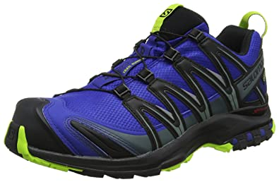 Salomon xa pro 3d gtx scarpe da trail amazon shoes blu marino sintetico