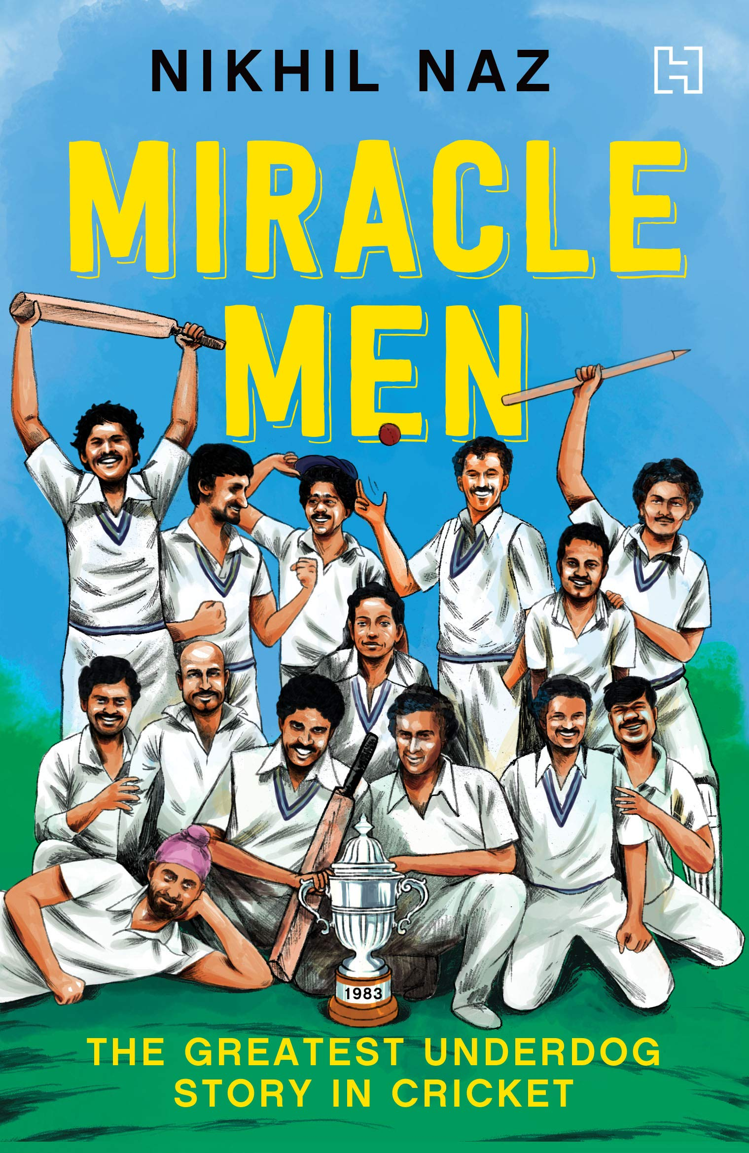 Buy Miracle Men The Greatest Underdog Story In Cricket Book Online
