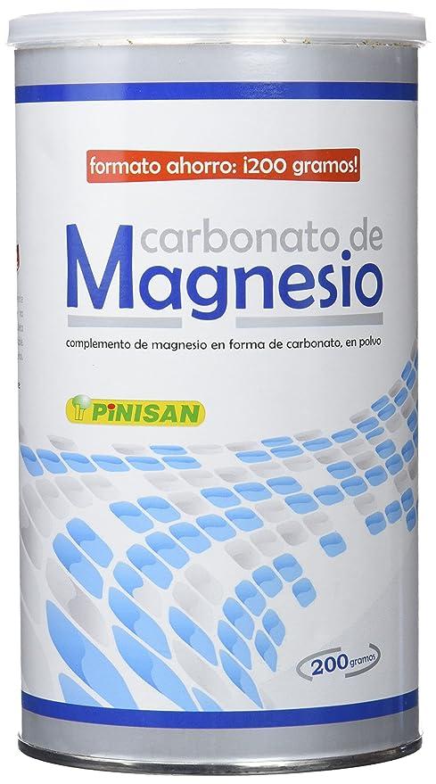 CARBONATO MAGNESIO 200 gr