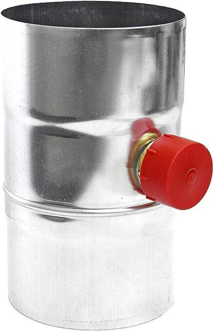 SAREI House et Dachtechnik regenwassersammler NW 100/Zinc znregs100