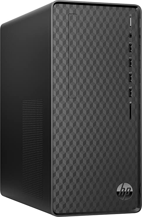 HP M01-F0009ns - Ordenador de sobremesa (AMD Ryzen 5 3400G, 8GB ...