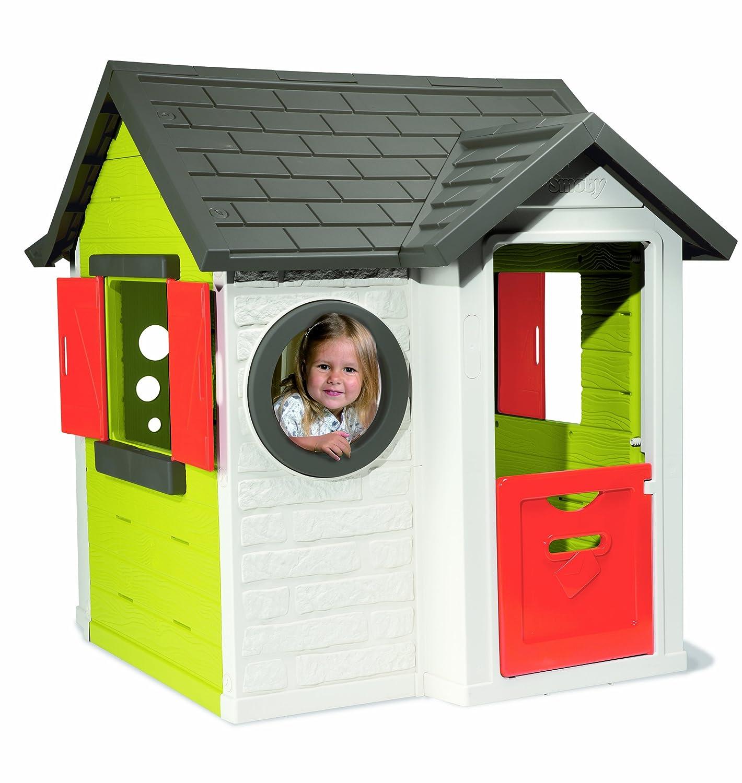 Smoby Mein Haus Spielhaus Kunststoff