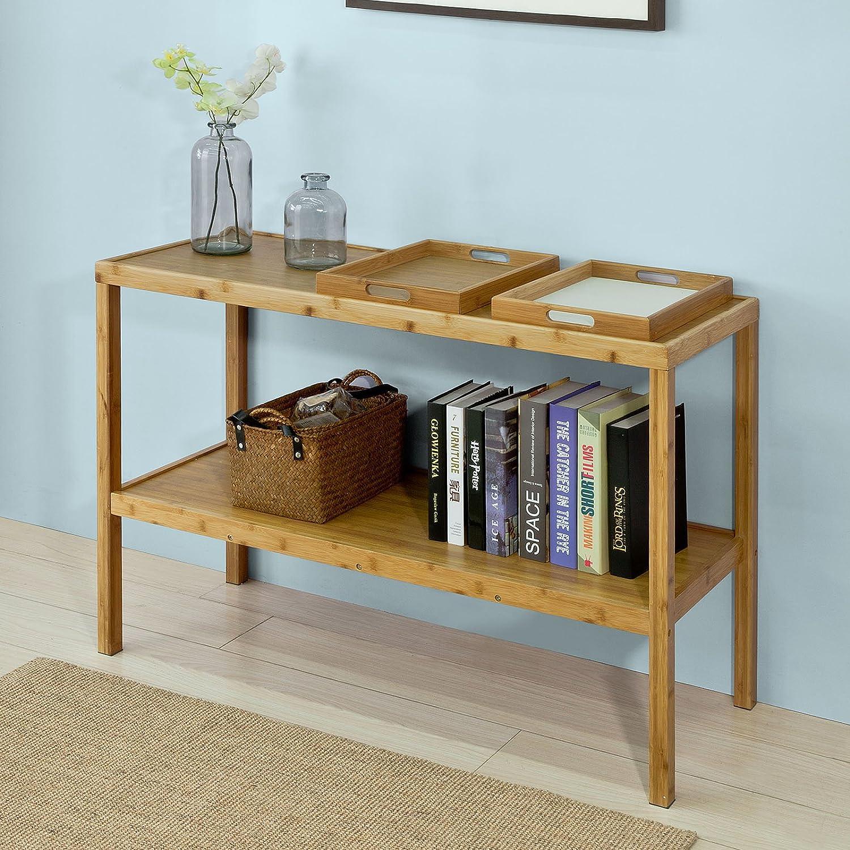 tavoli console per soggiorno | amazon.it - Tavolini Soggiorno Wenge 2