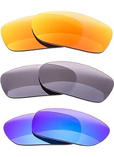 LenzFlip Polarized Replacement Lenses for Oakley TwoFace - Multiple Color  Options