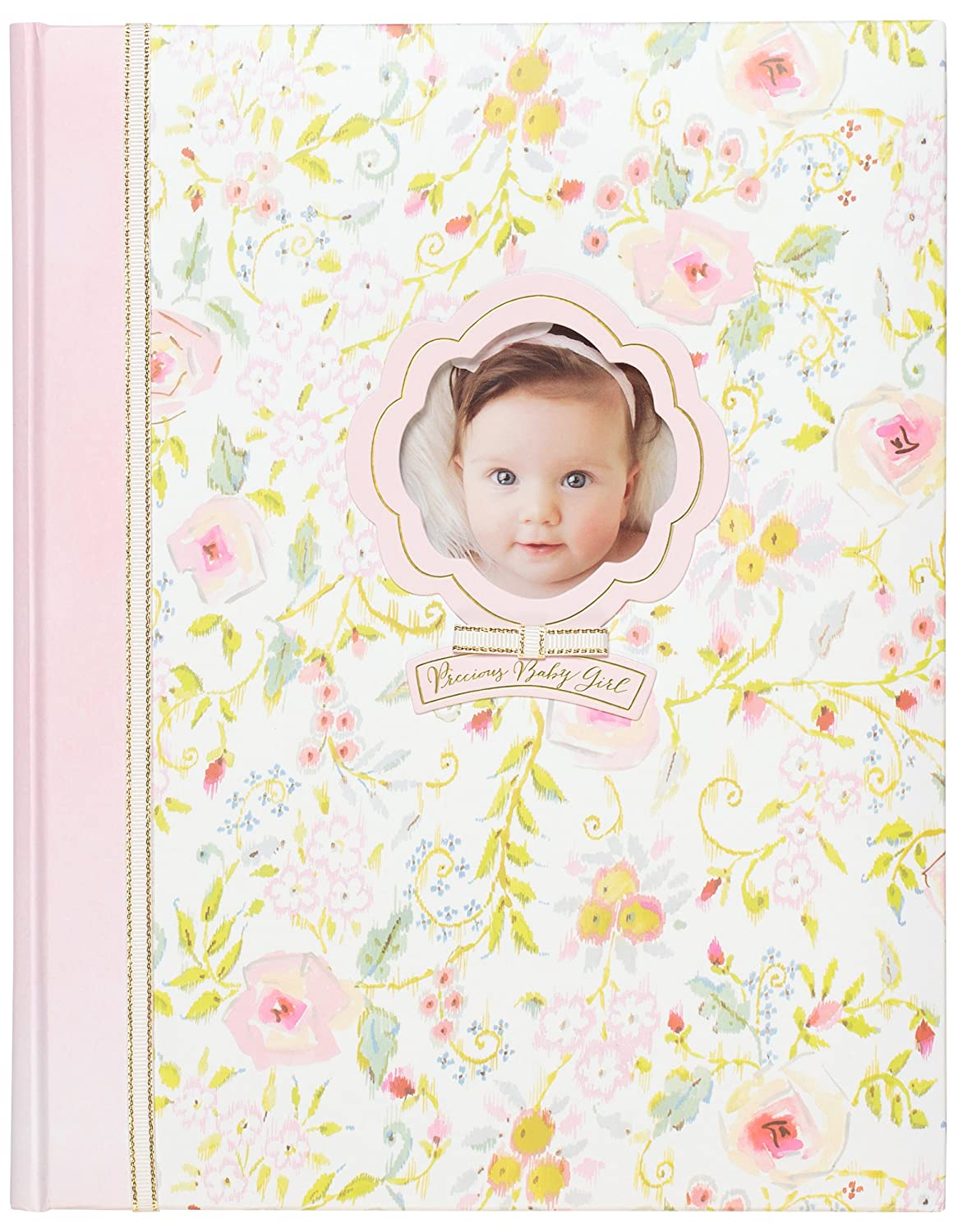 C.R. Gibson 'Sweet as Can Be' Perfect-Bound Memory Book for Newborns and Babies, 64 Pages, 9 W x 11.125 H 9 W x 11.125 H C.R. Gibson - Baby B2-18281