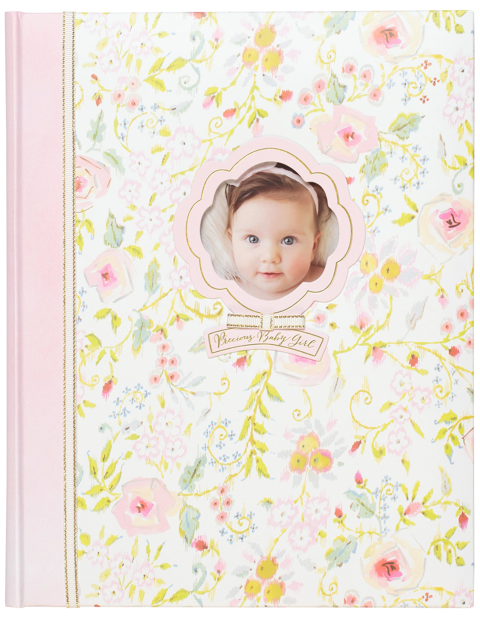 C.R. Gibson''Sweet as Can Be'' Perfect-Bound Memory Book for Newborns and Babies, 64 Pages, 9'' W x 11.125'' H