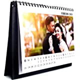 2018 Photo Calendar Pesronalised,(6In X 8In)