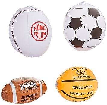 RIN B00FYH8DE4 12 - Balón de Baloncesto para Playa (tamaño pequeño ...