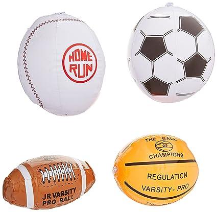 RIN B00FYH8DE4 12 - Balón de Baloncesto para Playa (tamaño ...