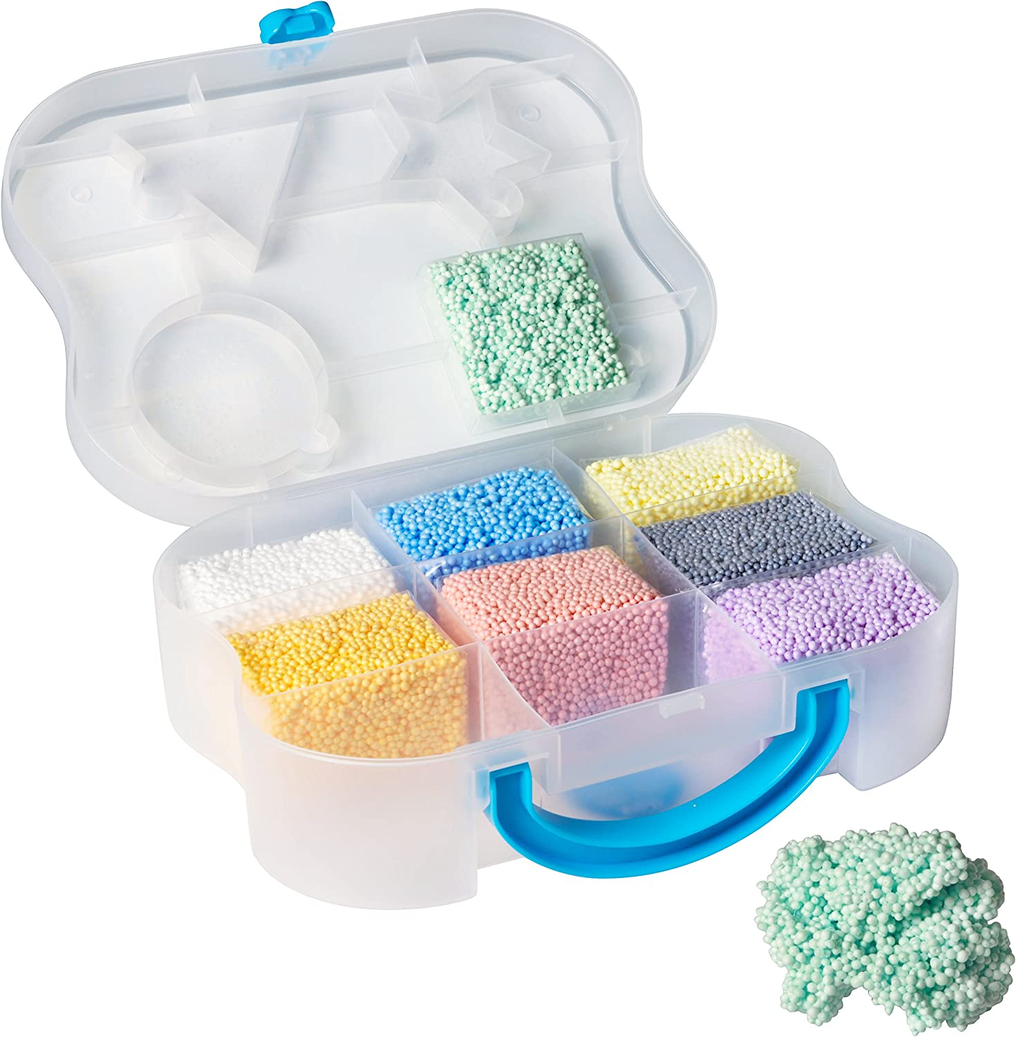 travel playfoam toy for toddlers