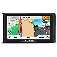 Garmin 010-01679-12 Drive 61 LMT-S EU Navigationsgerät - lebenslang Kartenupdates & Verkehrsinfos, Sicherheitspaket, 6 Zoll (15,2cm)
