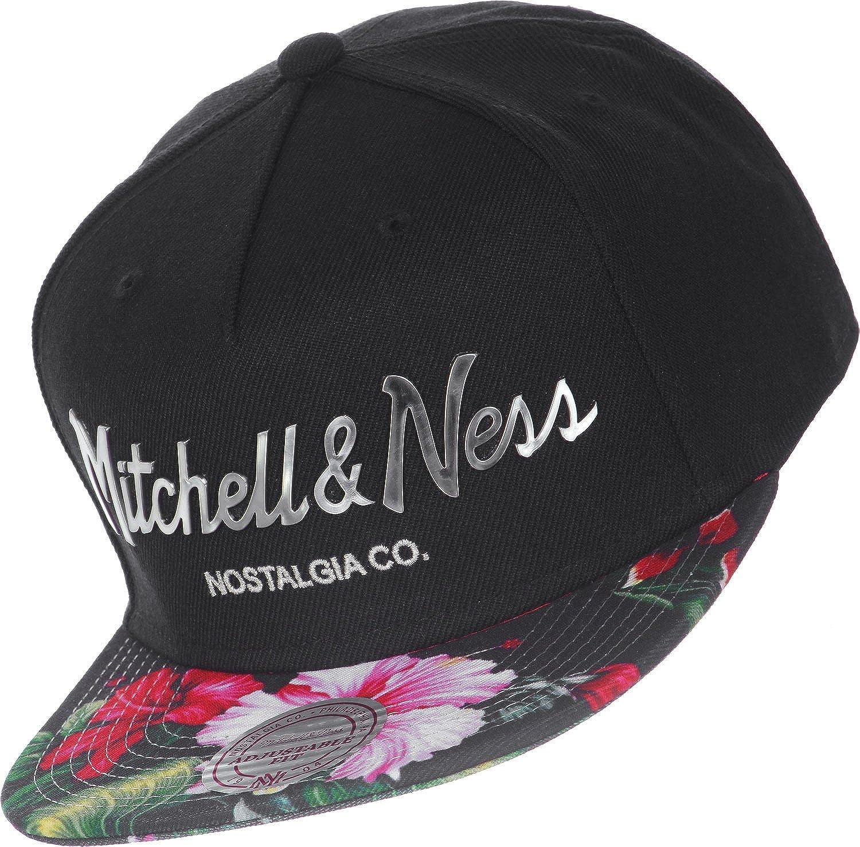 Mitchell & Ness Uomo Snapback Cap Tropical Visor Silver Sonic MITCHELL NESS MEU6655001