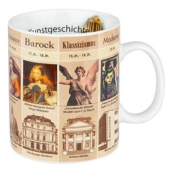 historia del arte Könitz Wissensbecher reunió a 460 ml
