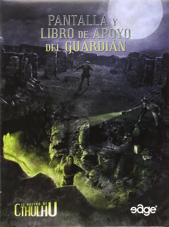 Edge Entertainment- Pantalla y Libro de Apoyo del Guardián, Multicolor (EEPPTC02): Carryer, Simon: Amazon.es: Juguetes y juegos