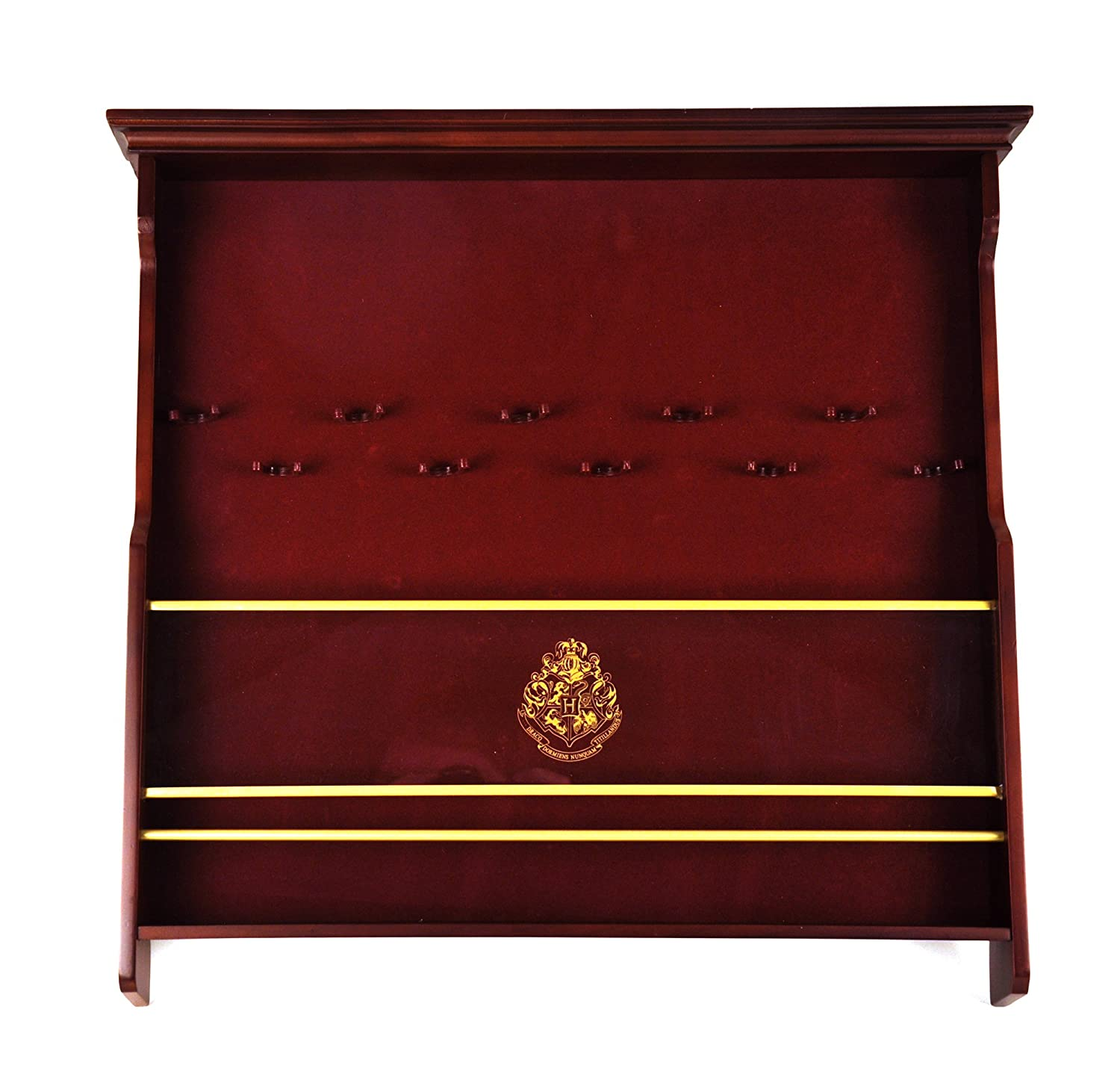 Stand Para 10 Varitas Harry Potter, The Noble Collection