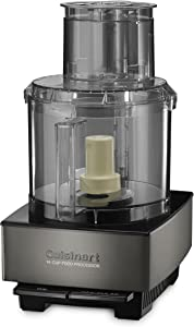 Cuisinart Custom 14-Cup Food Processor, Black