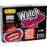 Watch Ya' Mouth Adult Phrase Card Game Expansion Pack #1
