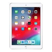 """Apple iPad, 9,7"""" mit Wifi, 32 GB, 2018, Silber"""