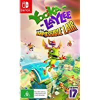 Yooka Laylee and the Impossible Lair - Nintendo Switch