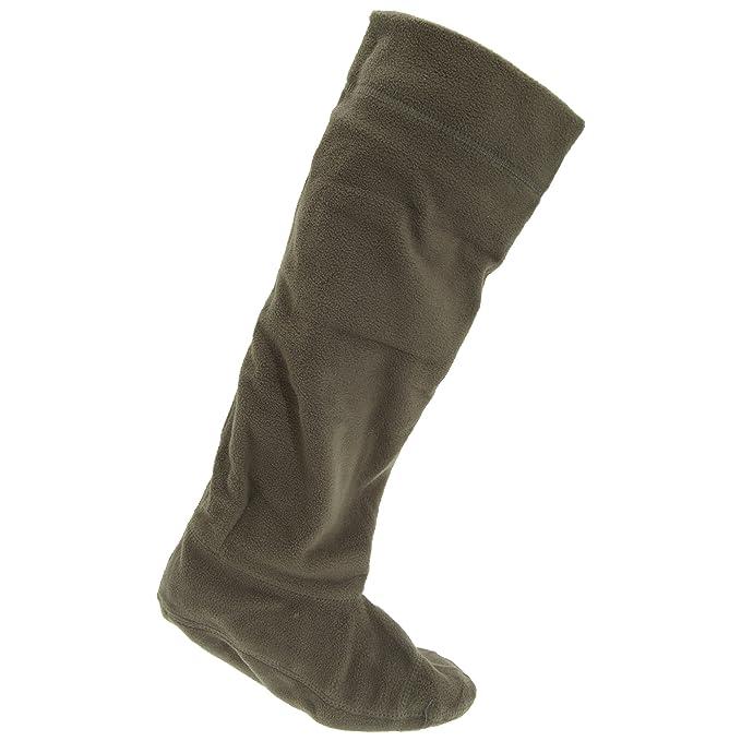 Calcetines interior para botas de agua de felpa Hombre Caballero (1 par) (41