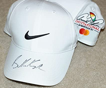 50e65984 BROOKS KOEPKA Signed NIKE Golf ARNOLD PALMER - HAT -, Open, Masters - Autographed  Golf Equipment at Amazon's Sports Collectibles Store