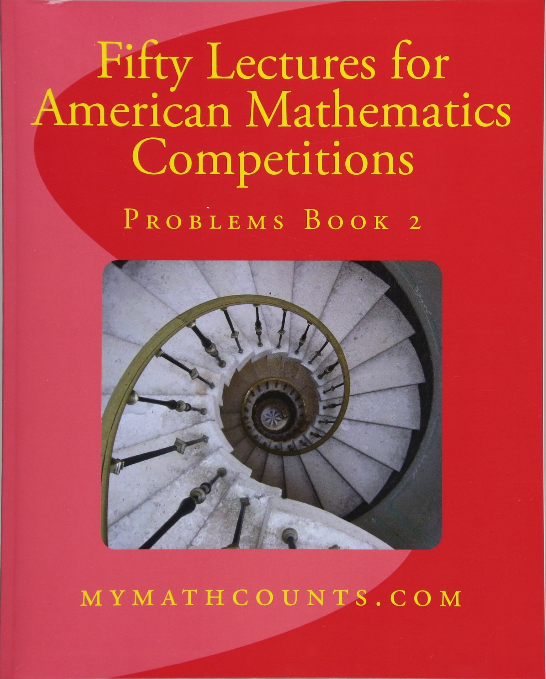 Fifty Lectures for  American Mathematics Competitions Problems Book 2 pdf epub