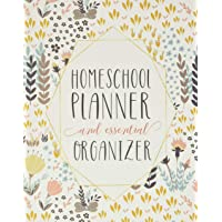 Image for Mega Homeschool Planner and Organizer Soft Flora: Fully Customizable Planner, Organizer, and Record Keeper for Homeschool Families big or Small - ... and journal your best memories for the year.