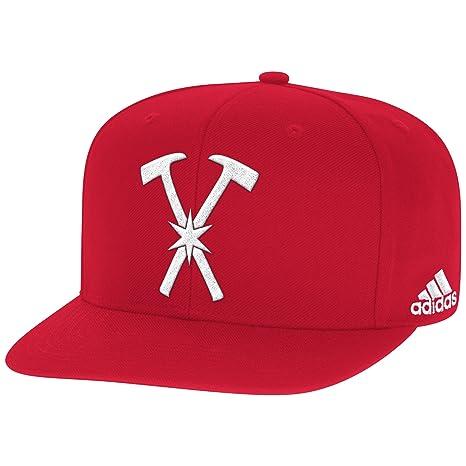 0ef0114b02f Amazon.com   MLS Chicago Fire Men s Jersey Hook Snapback Cap