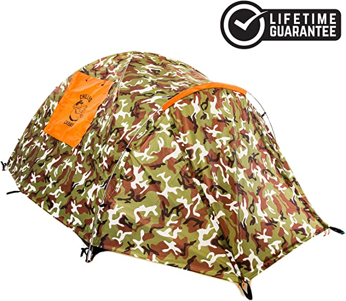 Chillbo CABBINS 2 Person Camping Tent