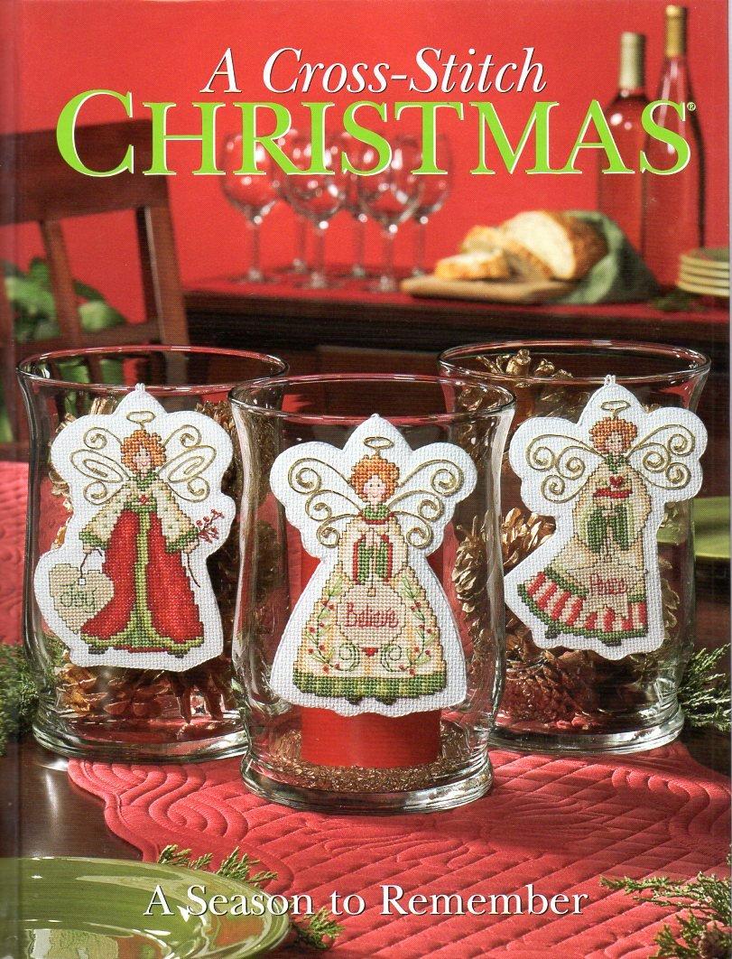 A Cross Stitch Christmas 2020 Craftways A Cross Stitch Christmas A Season to Remember: Amazon