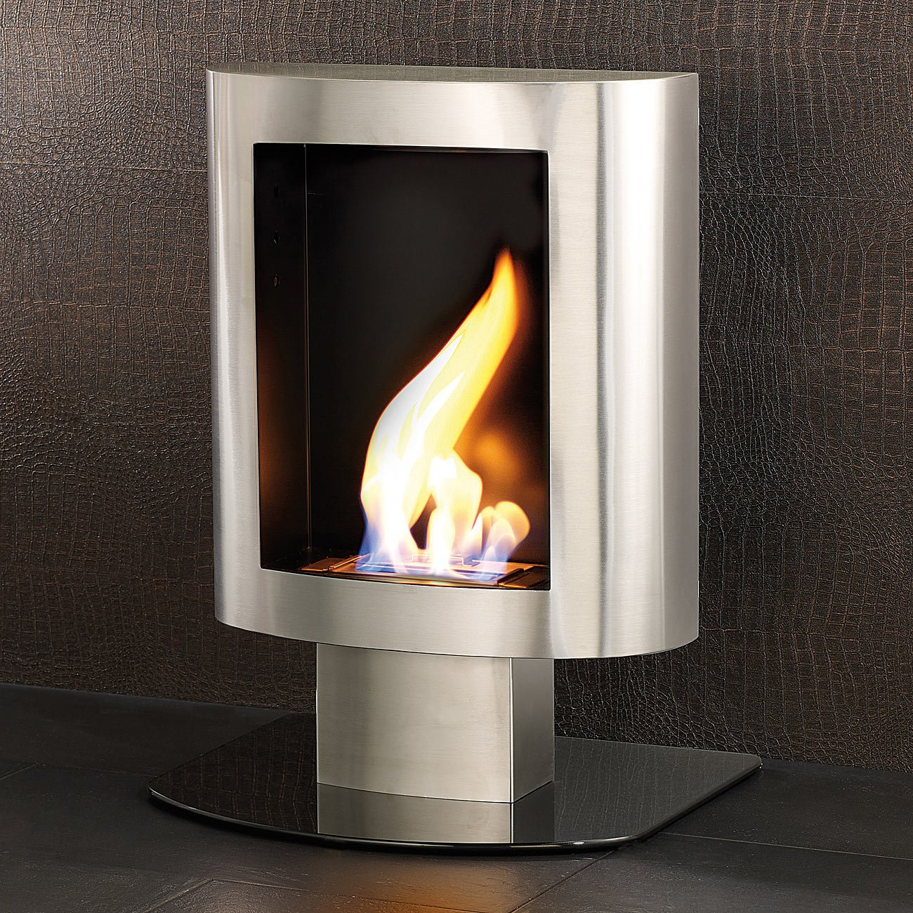 Ethanol Für Kamin carlo decorative stove bio ethanol stainless steel for wall
