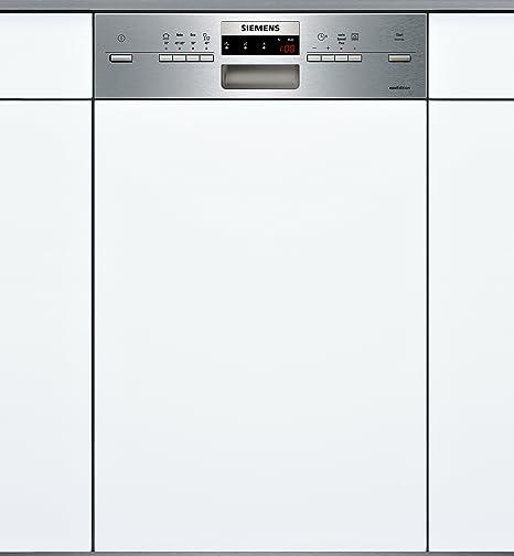 Siemens SR54M530EU lavavajilla - Lavavajillas (Rojo, A + +, 0.7 ...