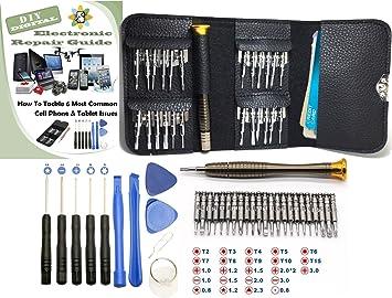 Kit de reparación de micro herramientas 36 en 1 de lujo, para ...