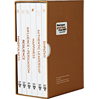 HBR Emotional Intelligence Boxed Set (6 Books) (HBR Emotional Intelligence Series) (English Edition)