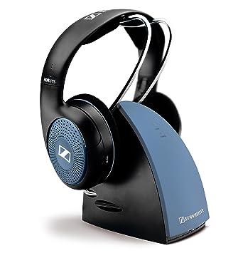 Sennheiser RS 115 - Auriculares (Supraaural, 22-19500 Hz, 96 Db, Inalámbrico, RF, dynamic): Amazon.es: Electrónica