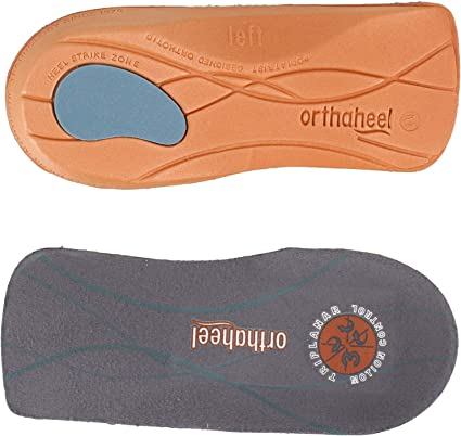 4 Length Orthotic Insoles Size