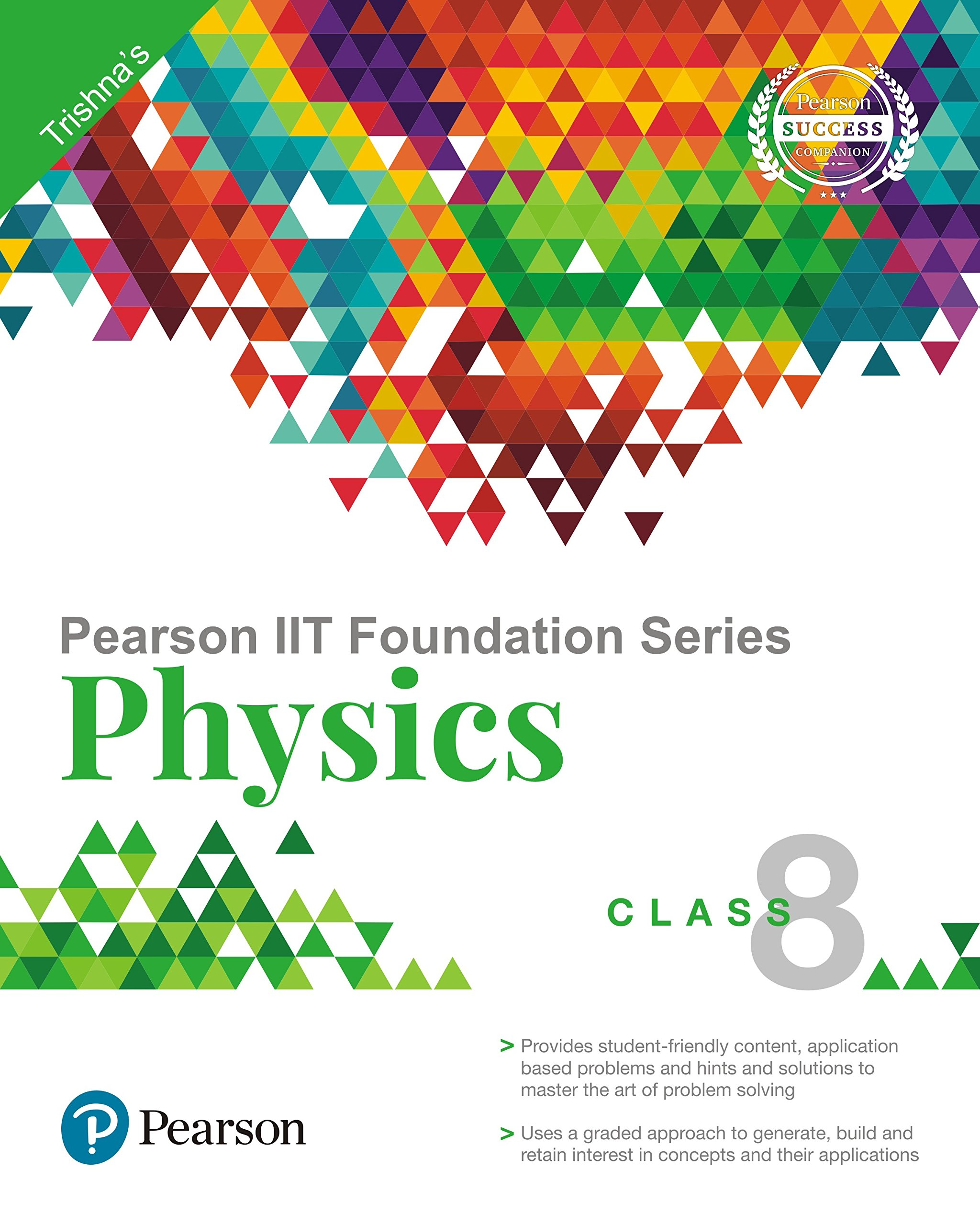 Buy Pearson IIT Foundation Physics Class 8 Book Online at