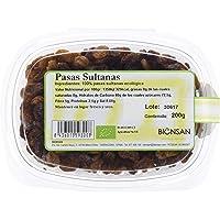 Bionsan Pasas Sultanas Ecológicas - 6 Cajitas