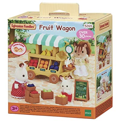 Sylvanian Families - Fruit Wagon: Toys & Games [5Bkhe1805495]