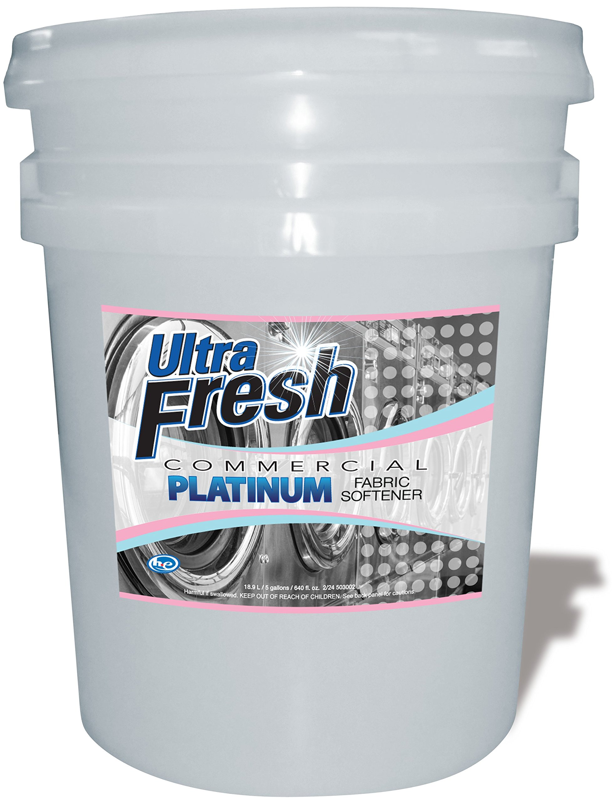 Ultra Fresh Commercial UFFABSOFT Platinum Commercial Fabric Softener